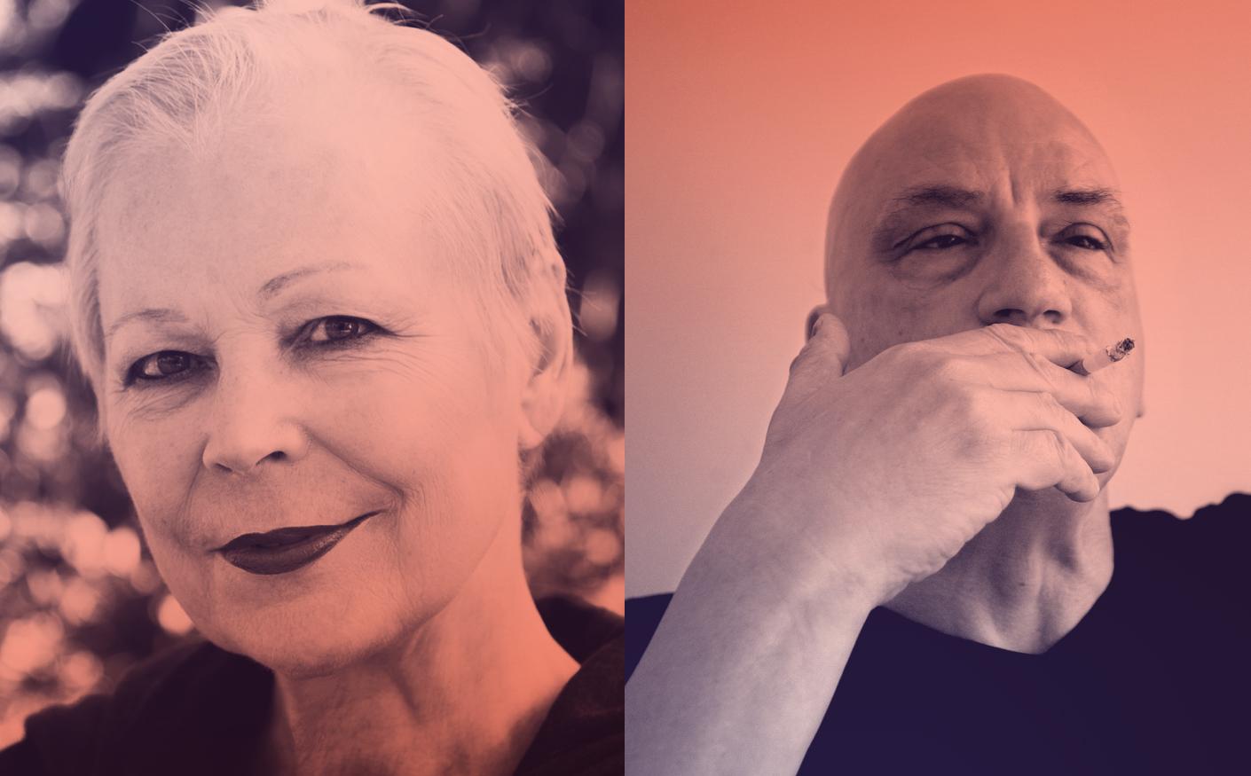 Lydie Salvayre & Bernard Wallet