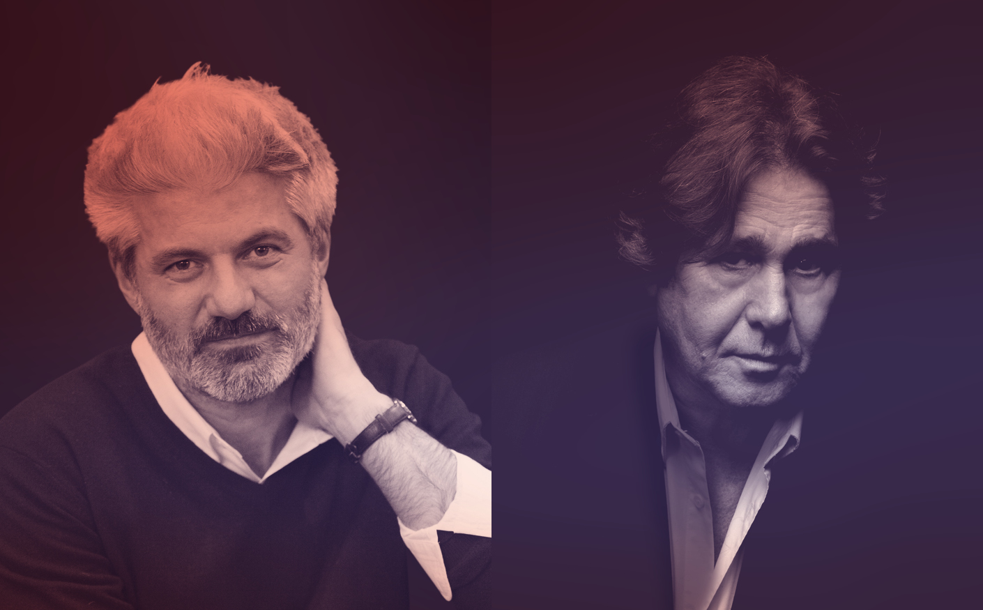 Laurent Gaudé & Louis Sclavis