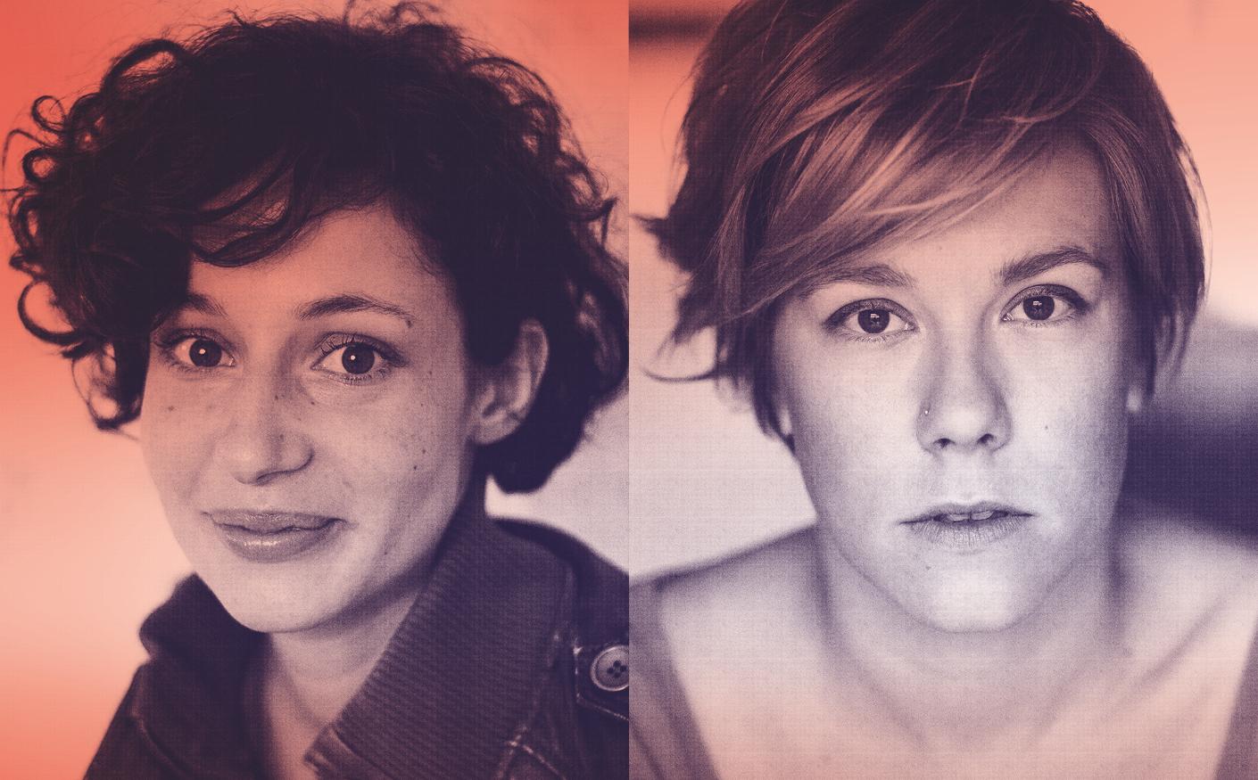 Alice Zeniter & Chloé Chevalier