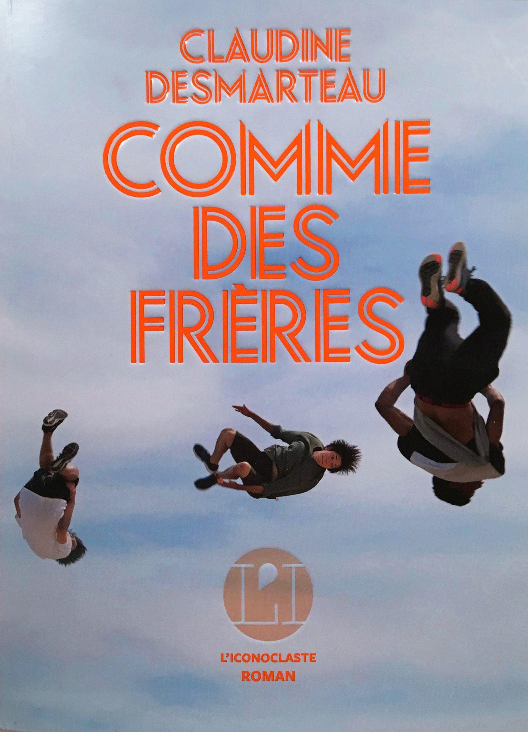 Comme-des-frères-Claudine-Desmarteau-L'iconoclaste-2020.-