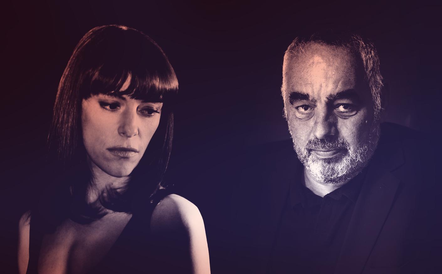 Emily Loizeau & Philippe Jaenada