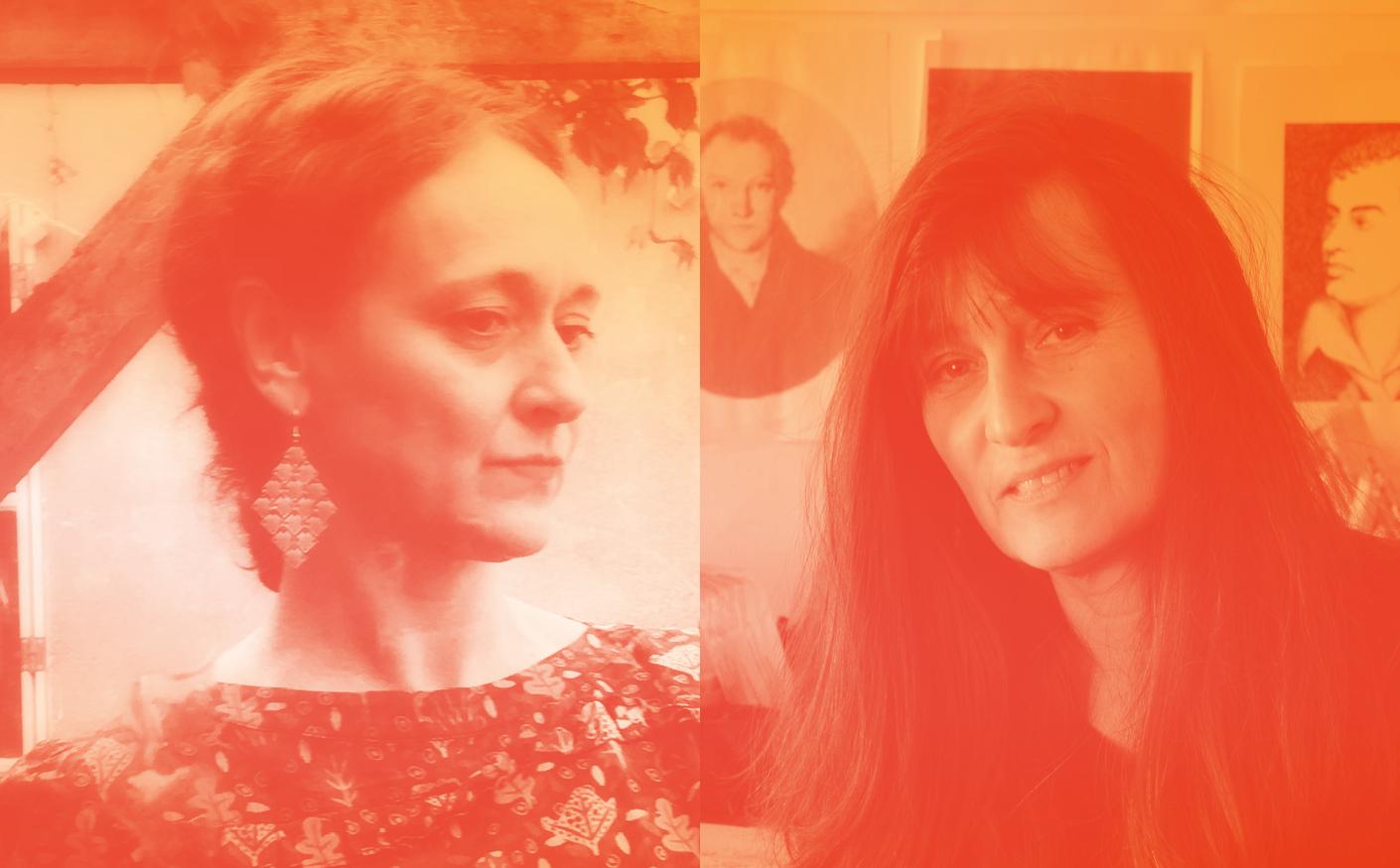 Claudine Desmarteau & Janik Coat