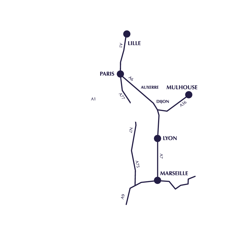 CARTE-NEVERS