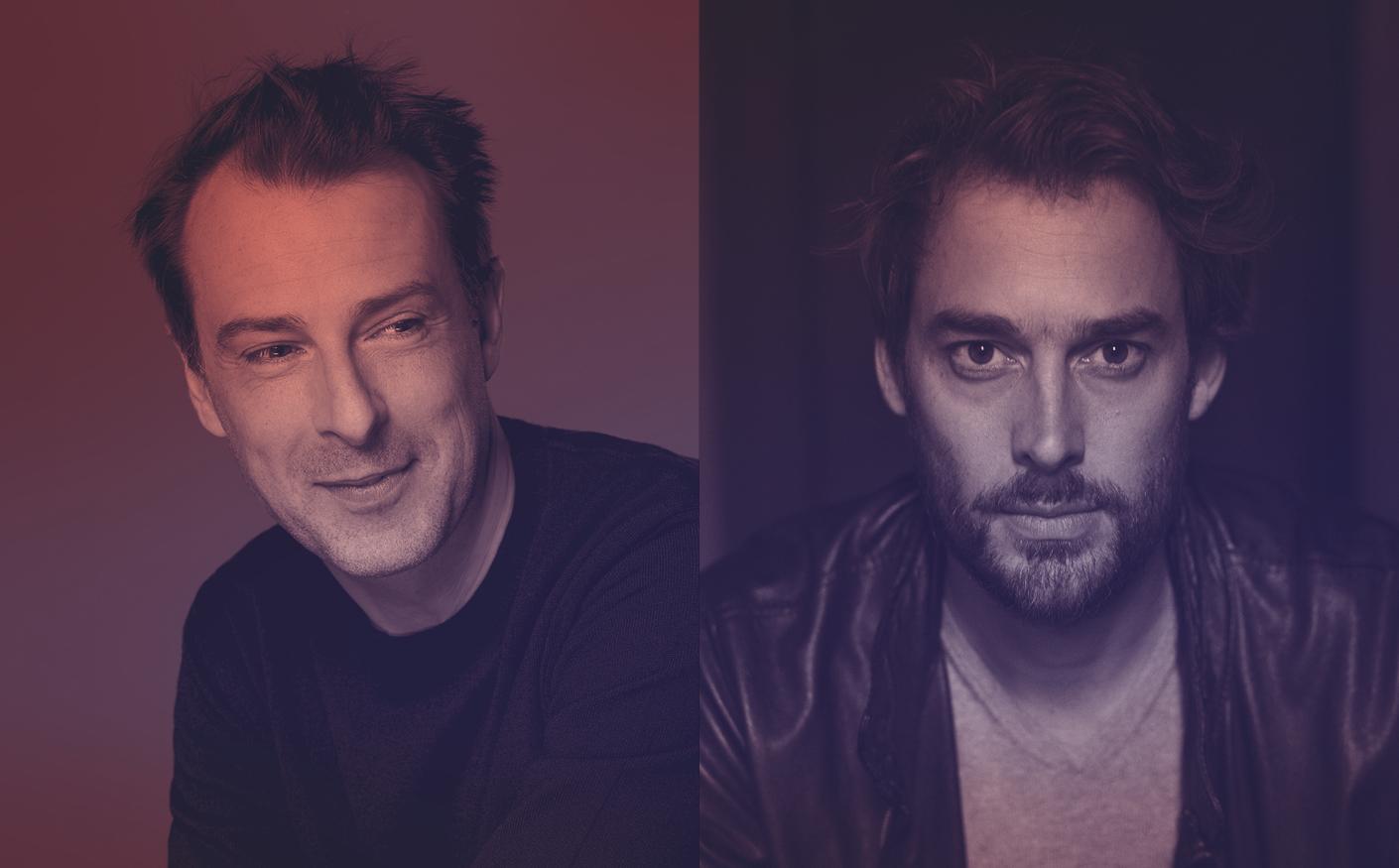 Charly Delwart & Emmanuel Noblet
