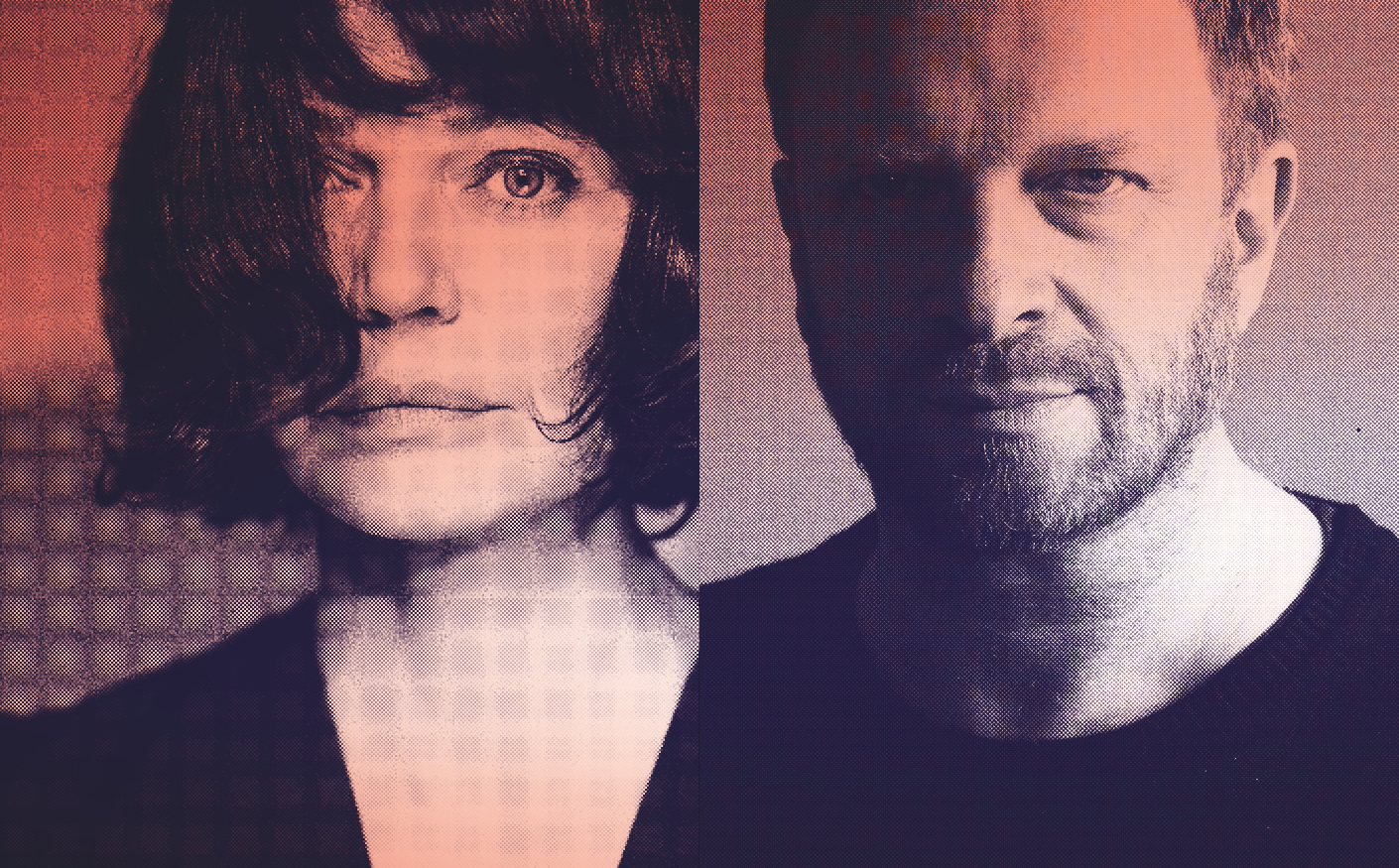 Marianne Denicourt & Mathieu Baillot