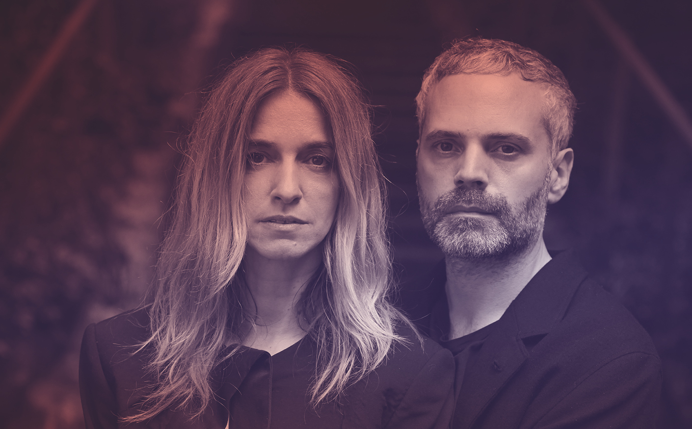 Joanna Preiss & Olivier Martinaud