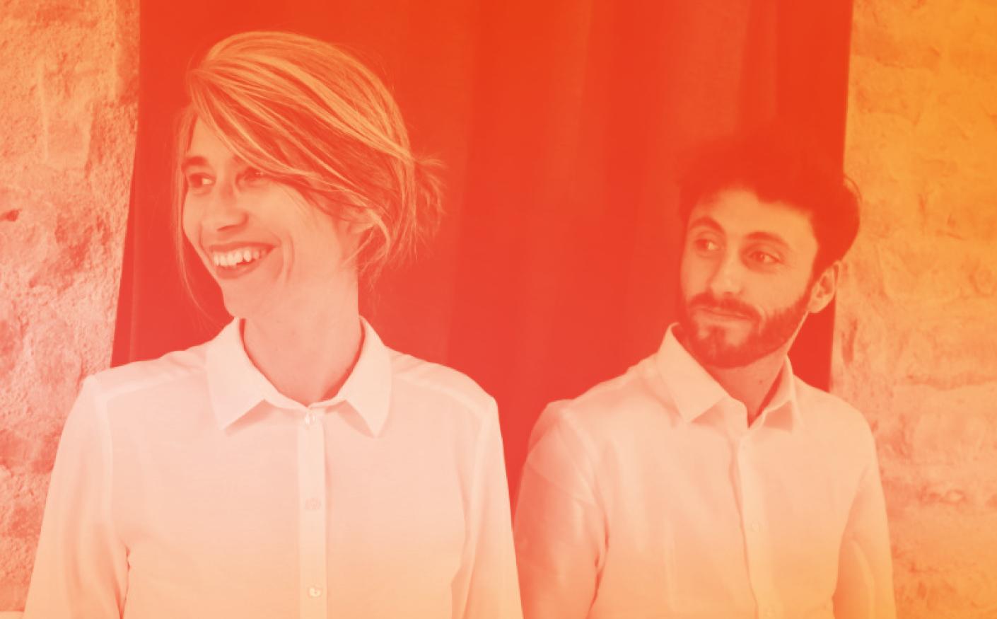 Julie Rey & Adrien Desse