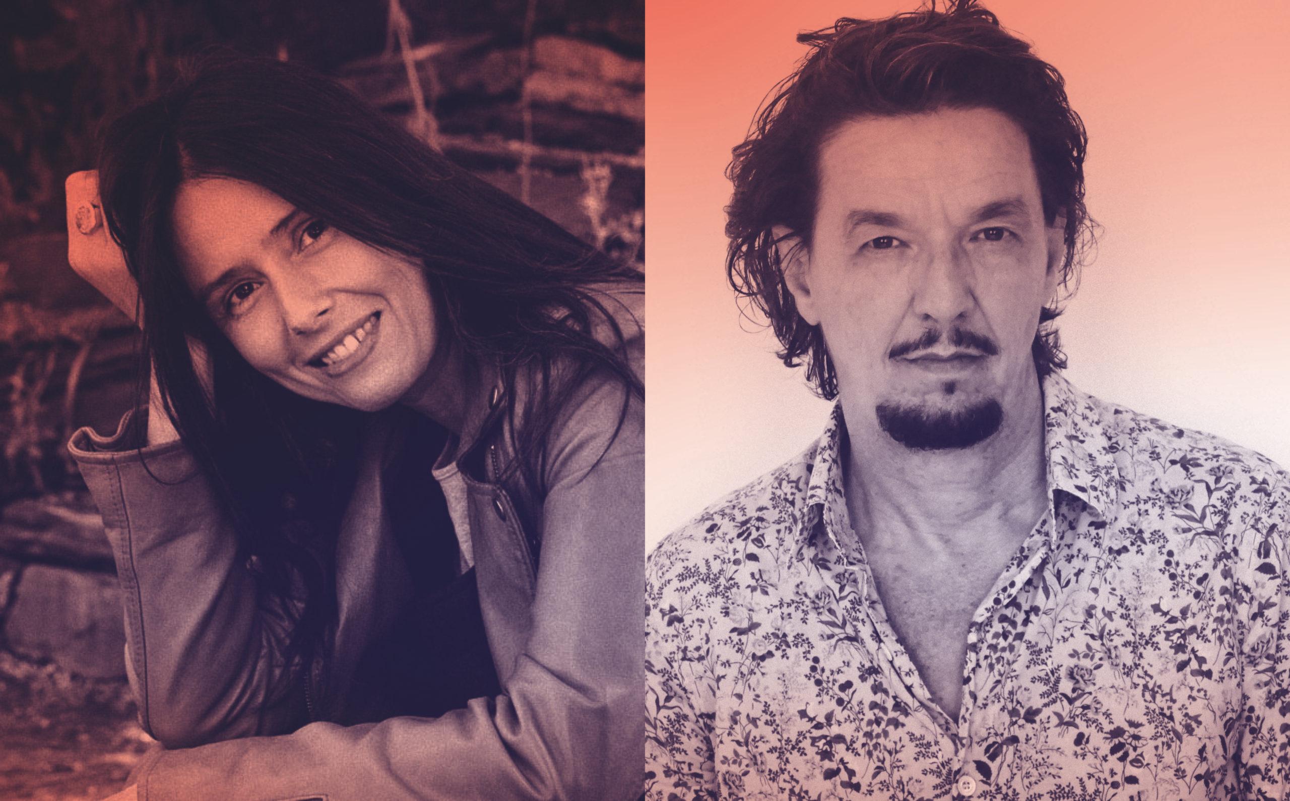Christine Montalbetti & Pierre Louis-Calixte